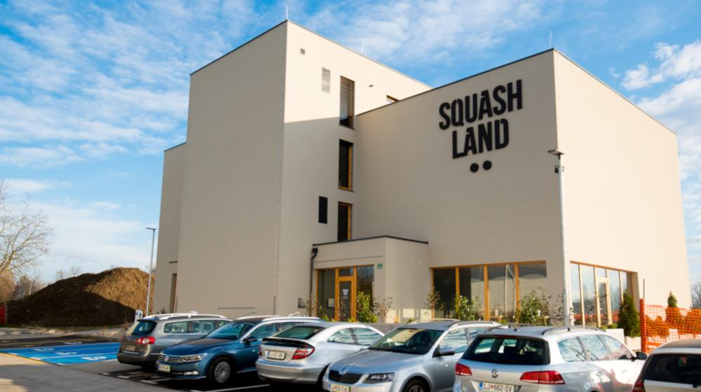 Prvi leseni squash center na svetu