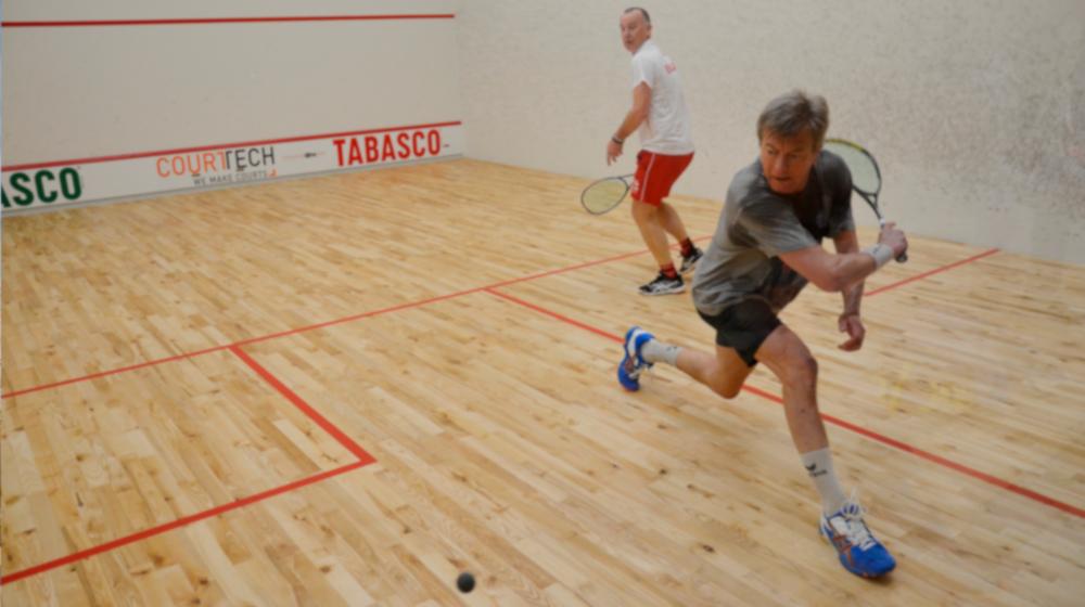 Squash v središču naših aktivnosti